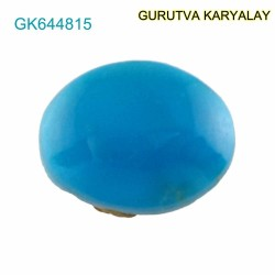 Ratti-6.58 (5.95 ct) Natural Firoza (Turquoise)