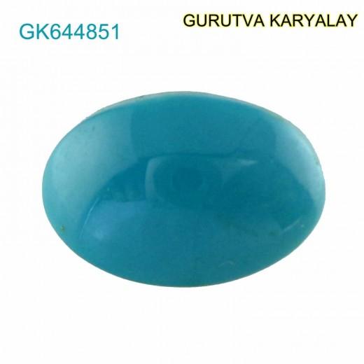 Ratti-11.76 (10.65ct) Natural Firoza (Turquoise)