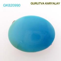 Ratti-5.91 (5.35 ct) Natural Firoza (Turquoise)