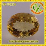 Ratti-11.62(10.55ct) Golden Topaz(Citrine)