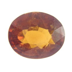 Hessonite Garnet – 5.21 Carat (Ratti-5.83) Gomed