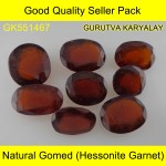 Ratti:58(53ct) Gomed (Hessonite Garnet)