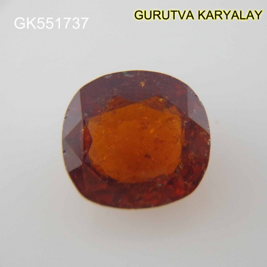 Ratti:6.76 (6.12 ct) Ceylon Gomed Hessonite Garnet