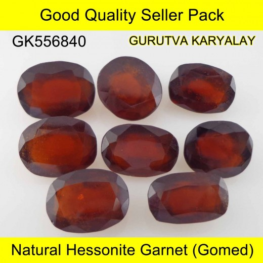 Ratti:68 (62.ct) Gomed (Hessonite Garnet)