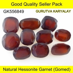 Ratti:100(91ct) Gomed (Hessonite Garnet)