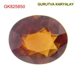 Ratti-12.65(11.45ct) Ceylon Gomed Hessonite Garnet