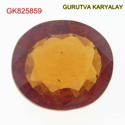 Ratti-8.45 (7.65 ct) Ceylon Gomed Hessonite Garnet