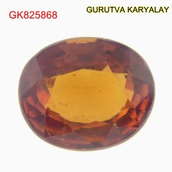 Ratti-7.29 (6.60 ct) Ceylon Gomed Hessonite Garnet