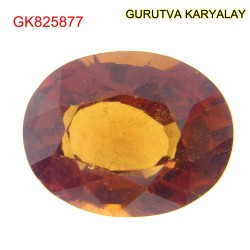 Ratti-7.64 (6.92 ct) Ceylon Gomed Hessonite Garnet