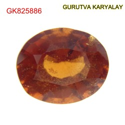 Ratti-6.83 (6.19 ct) Ceylon Gomed Hessonite Garnet