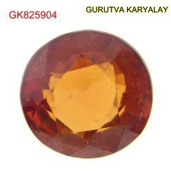 Ratti-6.37 (5.77 ct) Ceylon Gomed Hessonite Garnet