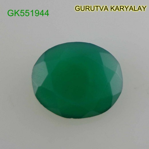 Ratti-9.55(8.65 ct) Green Onyx