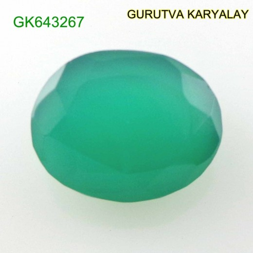 Ratti-7.79 (7.05 ct) Green Onyx