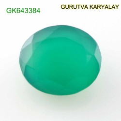 Ratti-10.04 (9.10 ct) Green Onyx