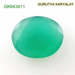 Ratti-10.81 (9.80 ct) Green Onyx