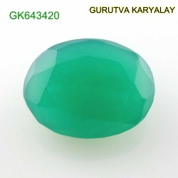 Ratti-11.44 (10.35 ct) Green Onyx