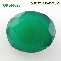 Ratti-10.90 (9.90 CT) Green Onyx