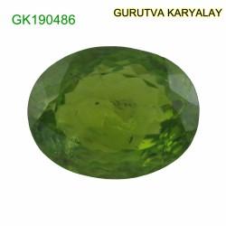 Ratti-9.55 (8.65ct) Green Peridot Premium Quality Gemstone