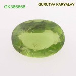 Ratti-3.18 (2.88 ct) Green Peridot Premium Quality Gemstone