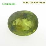 Ratti-4.73 (4.28 ct) Green Peridot Premium Quality Gemstone