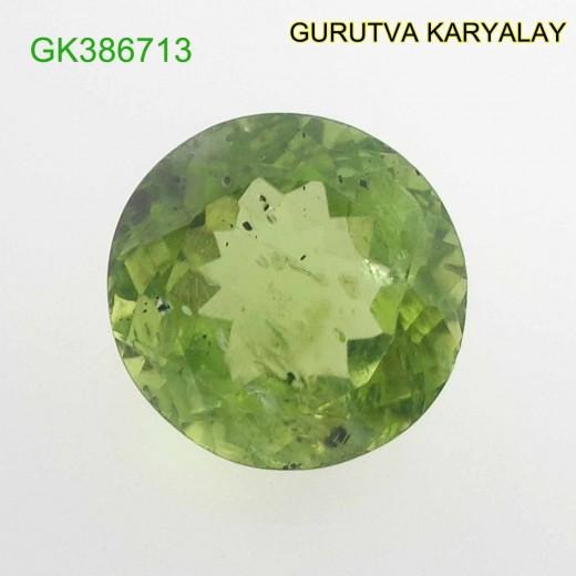 Ratti-4.14 (3.75 ct) Green Peridot Premium Quality Gemstone