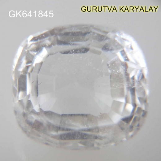 Ratti-7.39 (6.70 ct) NATURAL WHITE TOPAZ