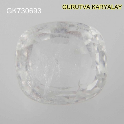 Ratti-10.64 (9.63 CT)   NATURAL WHITE TOPAZ