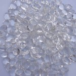 50 CT NATURAL WHITE TOPAZ (4-7CT SIZE)