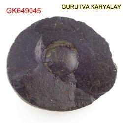 102 Gram Shaligram  With Natural Marks Salagrama stone Gandaki River Nepal