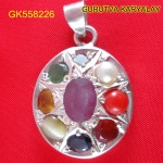 Navratna Locket 7.140 Gram